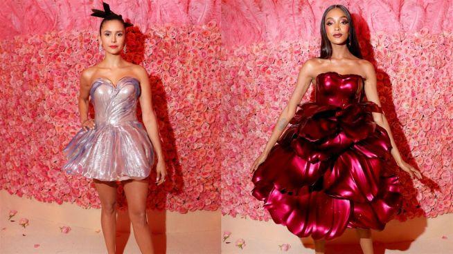 Met-Gala: Stars in Kleidern aus dem 3D-Drucker