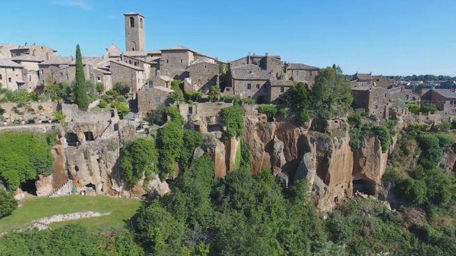 Magisch vergänglich: Dieser italienische Ort stirbt