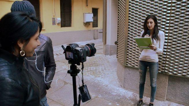 Junge Roma kämpfen: Journalismus gegen Vorurteile