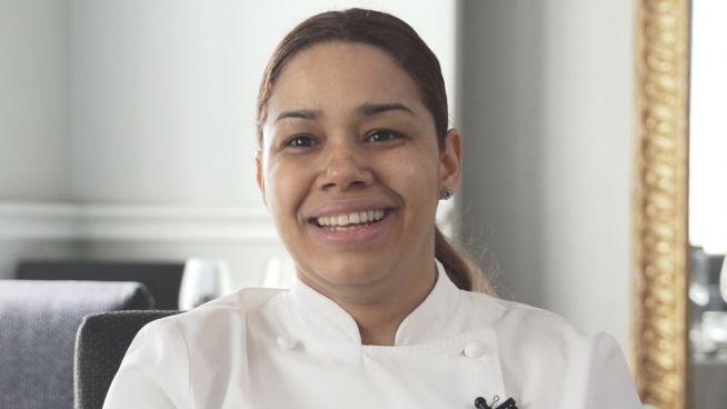 Ehrgeizig: Von der Tellerwäscherin zur Chef-Köchin