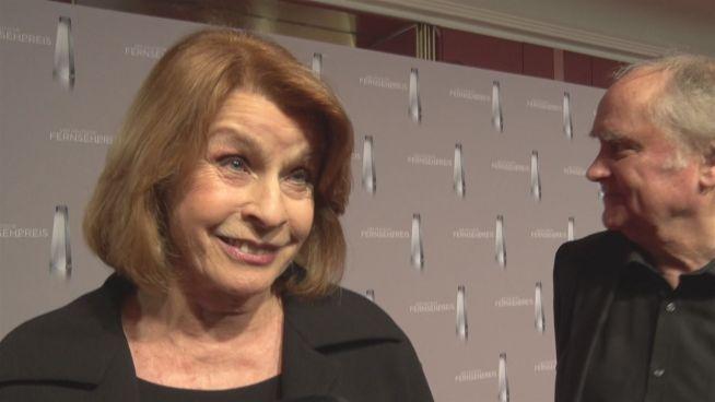 Deutscher Fernsehpreis 2017: Senta Berger ist der Star!
