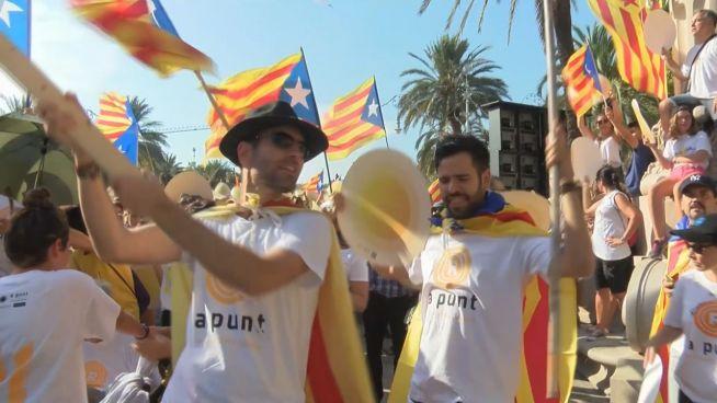 Freiheit von Spanien: Katalanen wollen Referendum