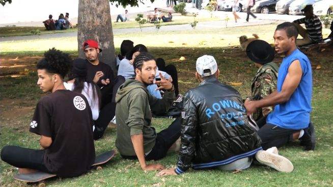 Umdenken: Junge arabische Männer fordern Frauenrechte