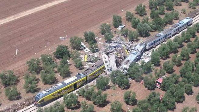 Frontalcrash: Viele Tote bei Zugunglück in Italien