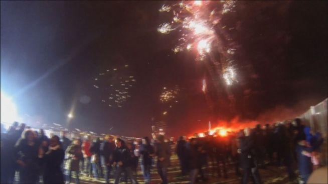 Rekordverdächtig: So spektakulär feiern die Holländer