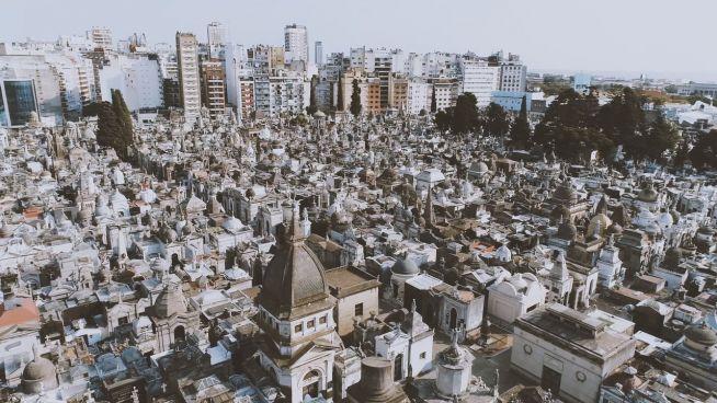 Buenos Aires: Der Friedhof von Recoleta