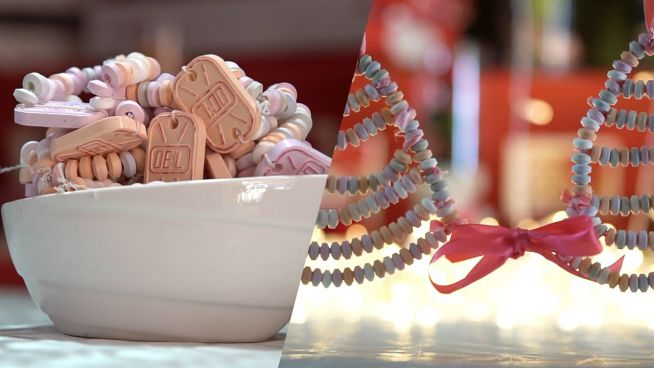 DIY: Süßigkeiten-BH