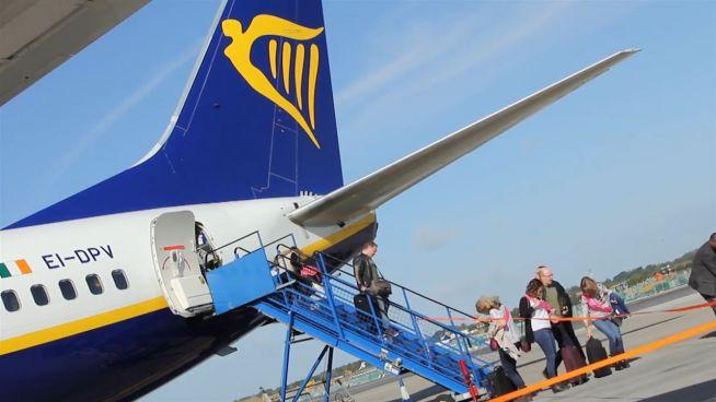 Ryanair trifft Brexit-Vorkehrungen