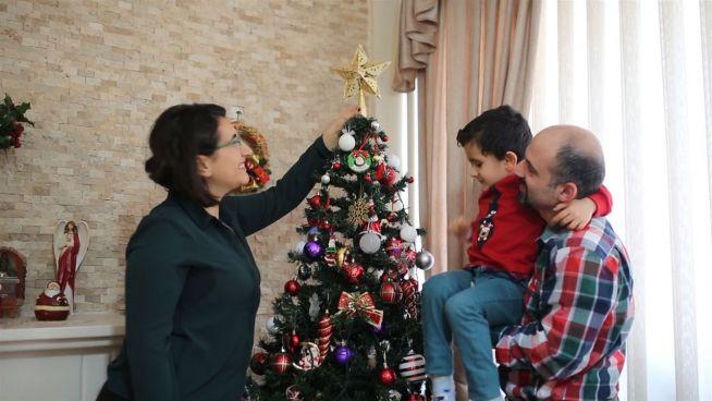 Wie man Weihnachten in Istanbul feiert