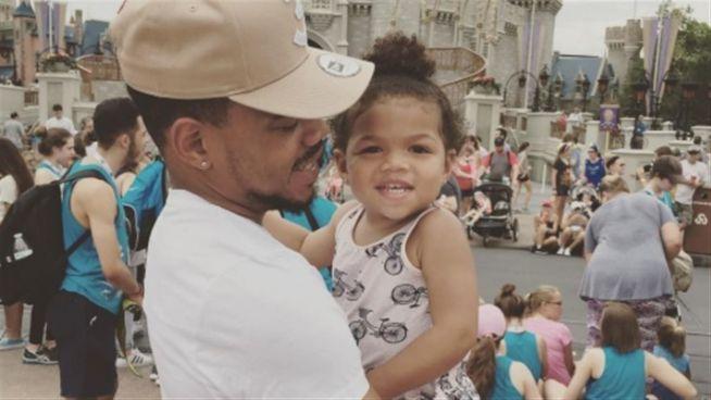 Für die Tochter: Chance the Rapper tanzt auf Geburtstag