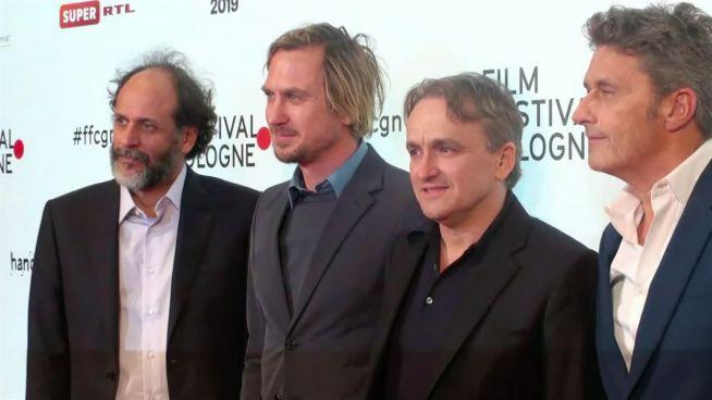 Lars Eidinger bei Film Festival Cologne Awards ausgezeichnet