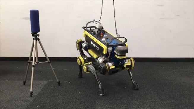 Robo-Groove: Dieser Roboter kann tanzen