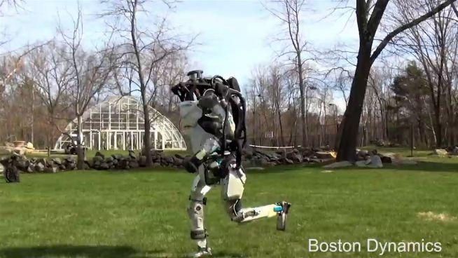 Boston Dynamics: Video zeigt rennende und selbstnavigierende Roboter