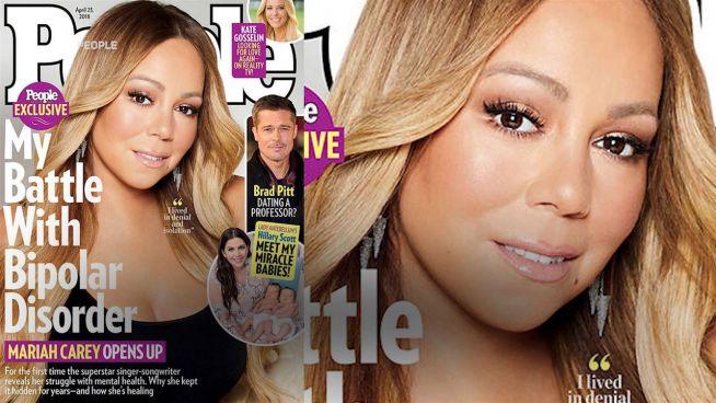 Mariah Carey: Darum hat sie ihre Erkrankung lange verleugnet