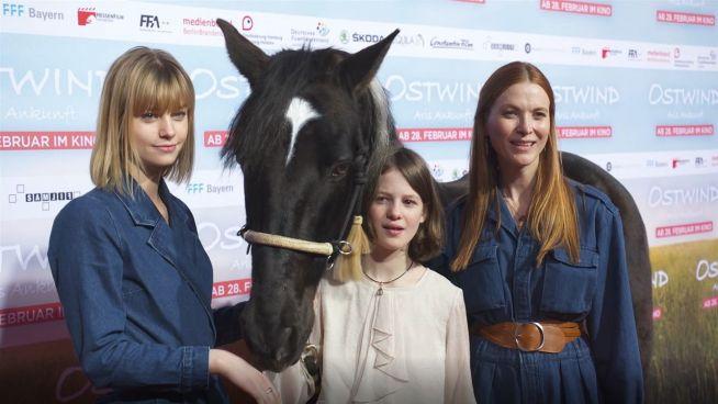 Ostwind-Premiere in Münchens neuer Pferdewelt EQUILA