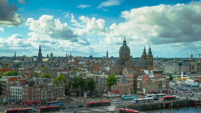 Explosion des Wohnungsmarkts in Amsterdam