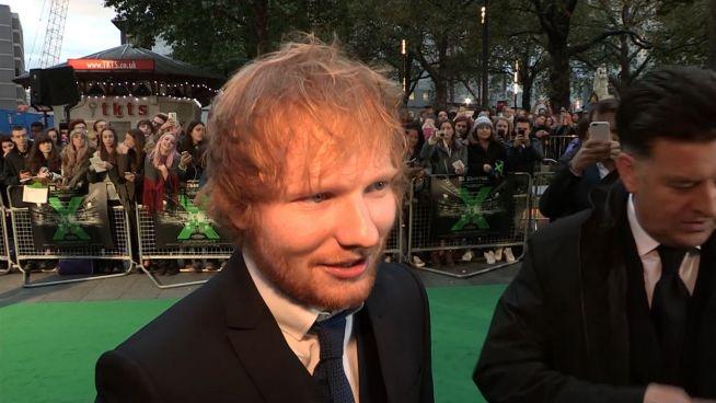 Playback-Vorwurf: Ed Sheeran kontert gekonnt