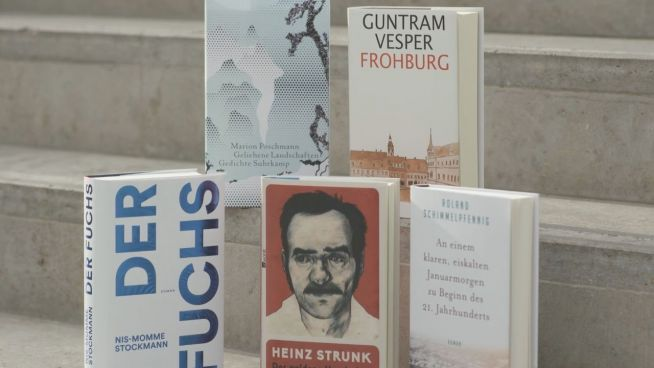 Preis der Leipziger Buchmesse: Schwere Aufgabe für Jury