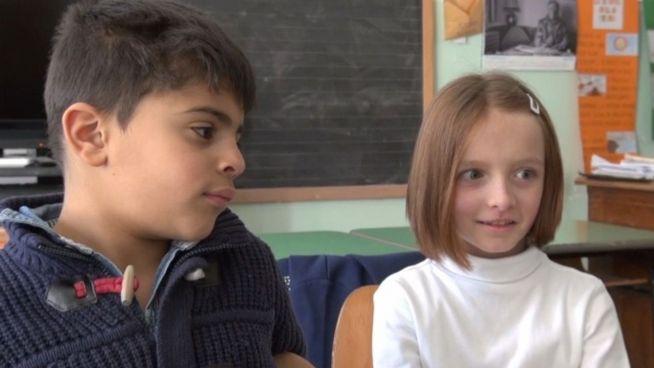 Nur 2 Schüler: Die kleinste Schule Italiens